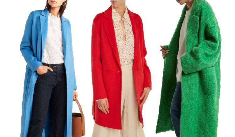 COLOUR POP COATS