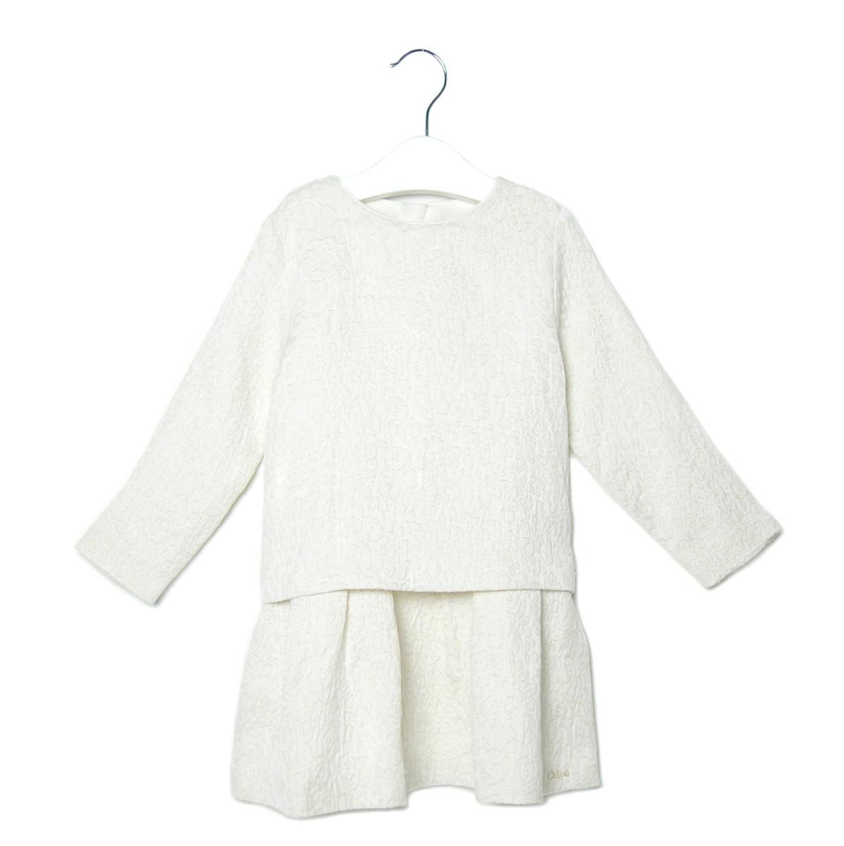 White Dress 3T