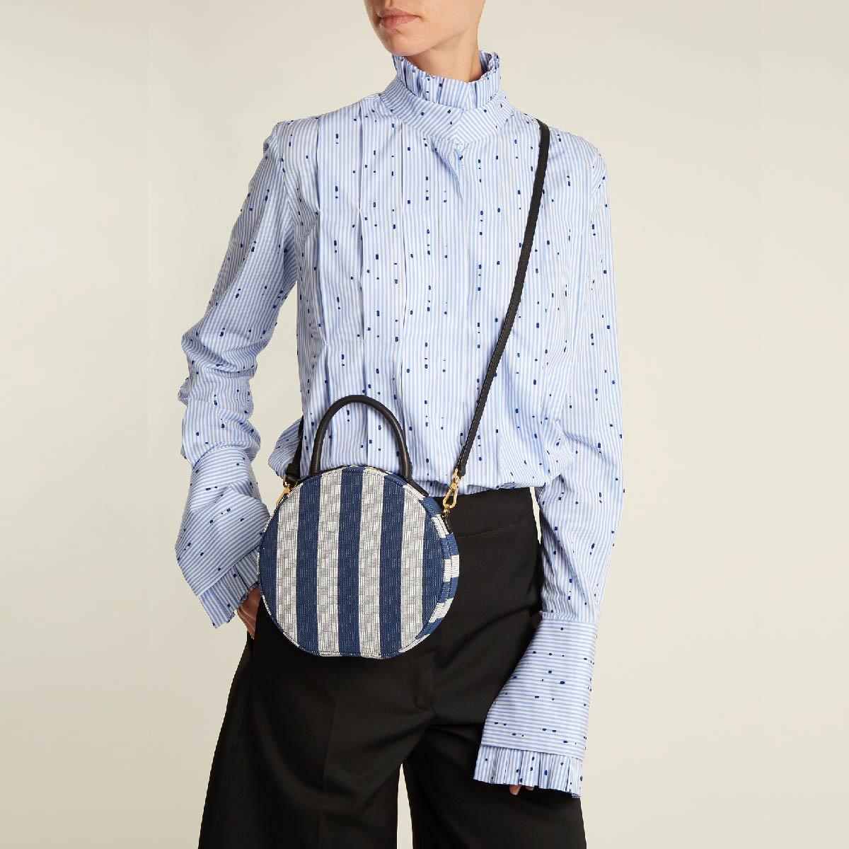 Circle Cotton Canvas Bag