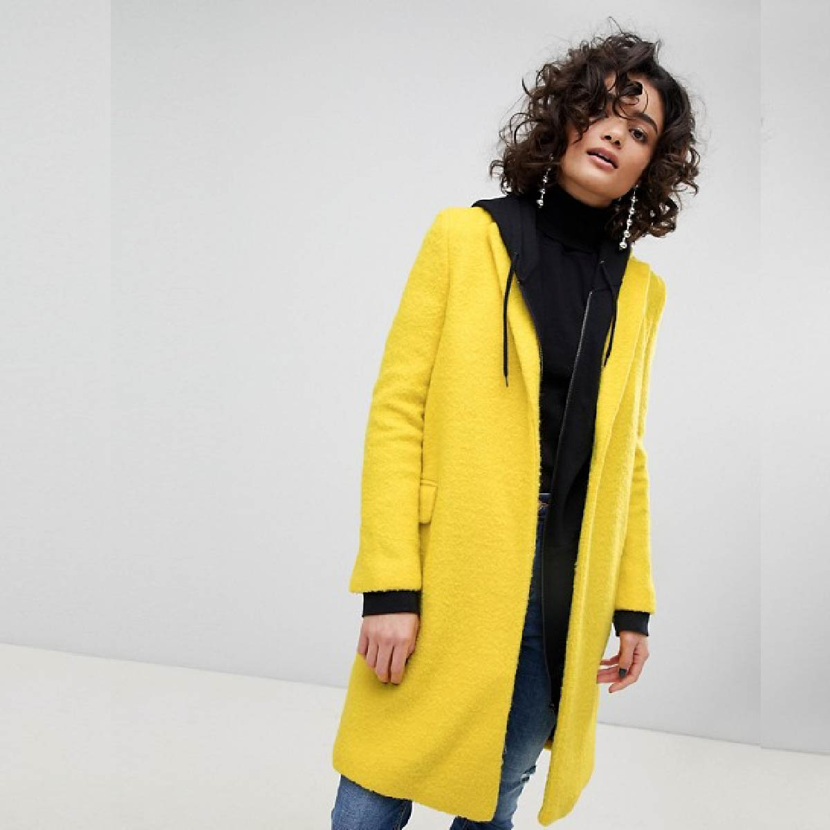 Yellow Overcoat